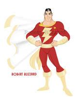 Shazam by RobBlizzard