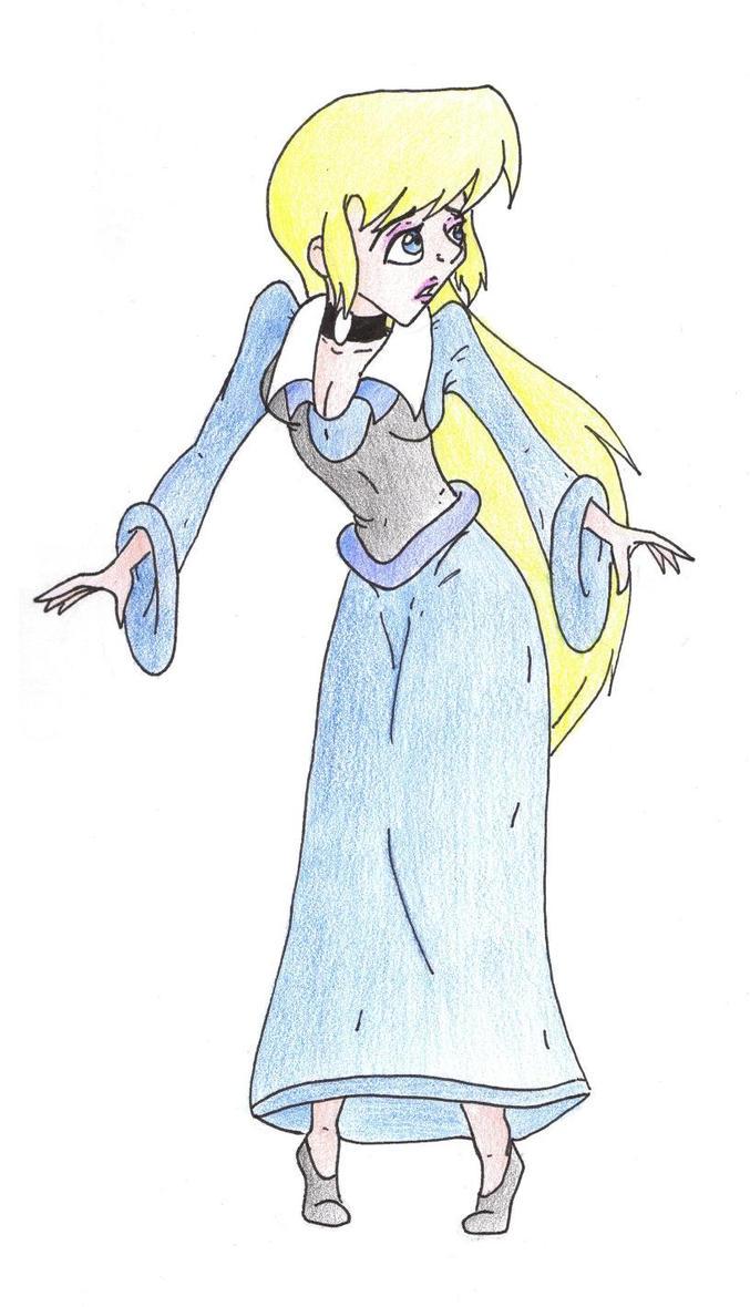 Rosella - Kings Quest VII by Icewolf883 on DeviantArt  Rosella Kings Quest