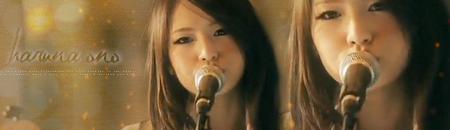 SCANDAL - Haruna Ono sig by ookihitomi