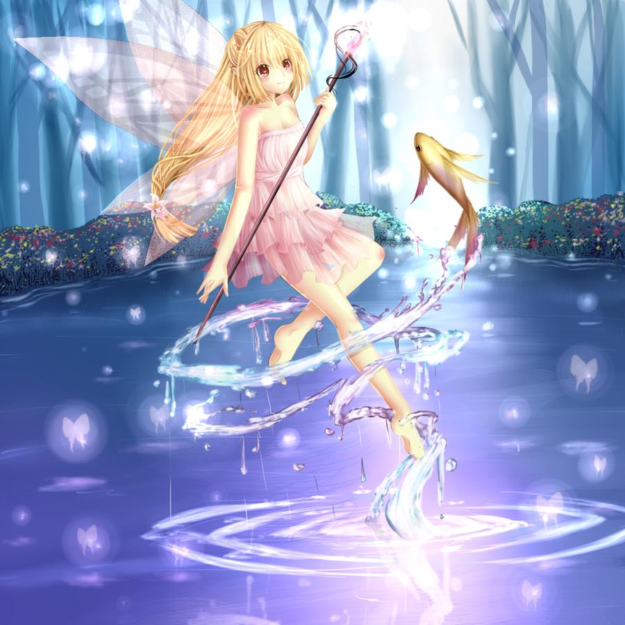 fairy tale by nanao66