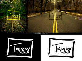 Twiggy Logo Contest Entry 4 by petrart671