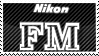 Stamp: Nikon FM by suede631