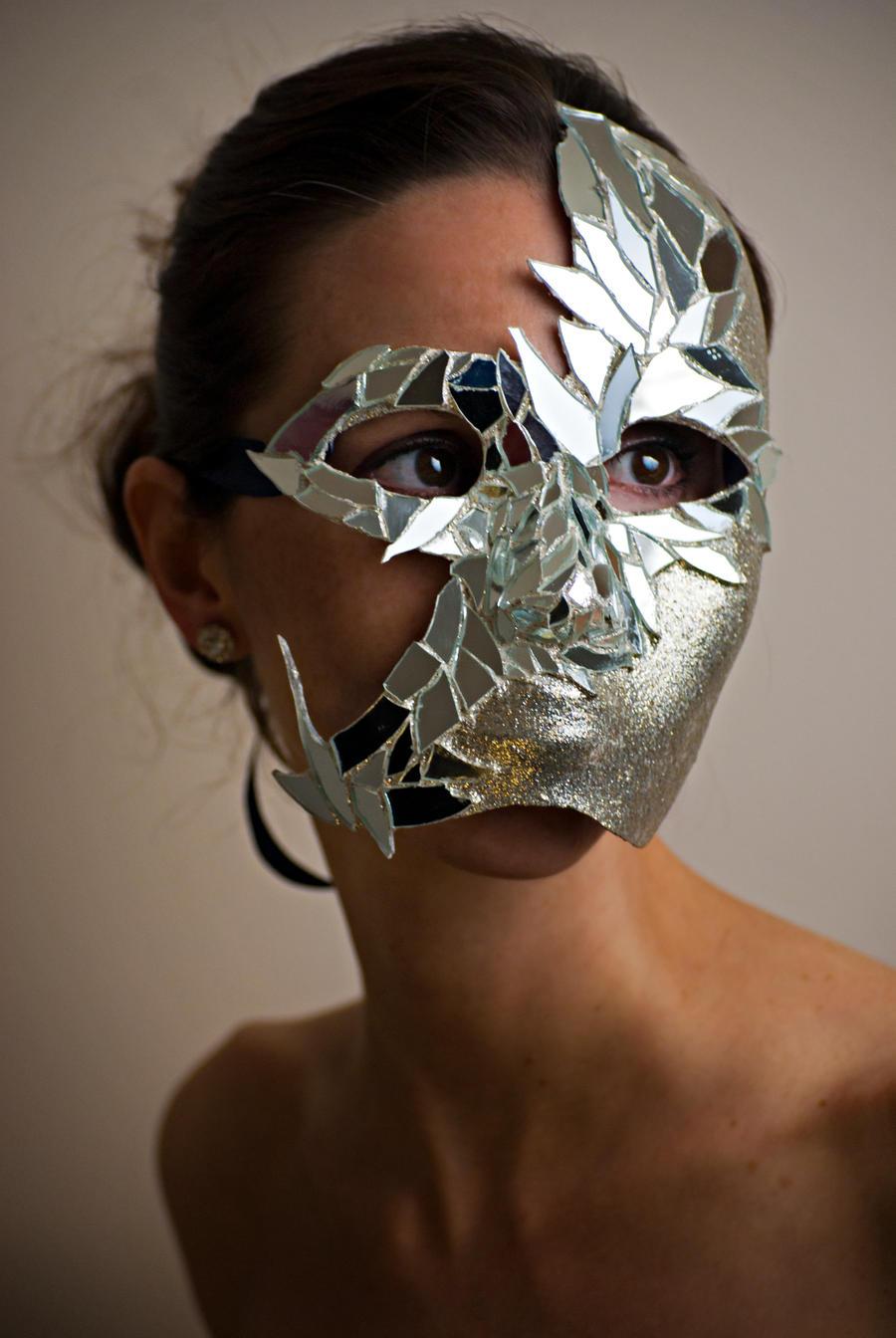 Mirror Mask by suede631 on DeviantArt