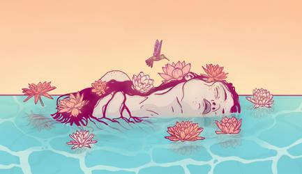 Naiad by HypathieAswang