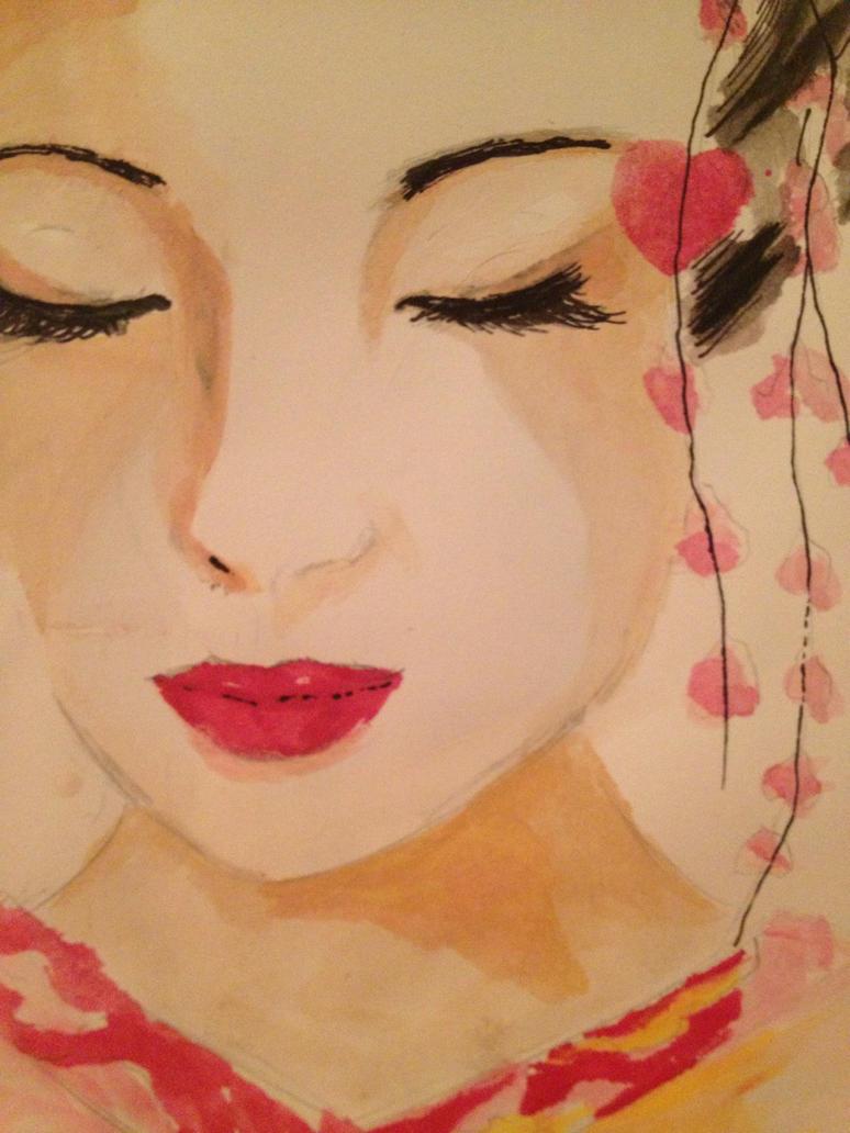 Memiors of a Geisha by hannah-mudd