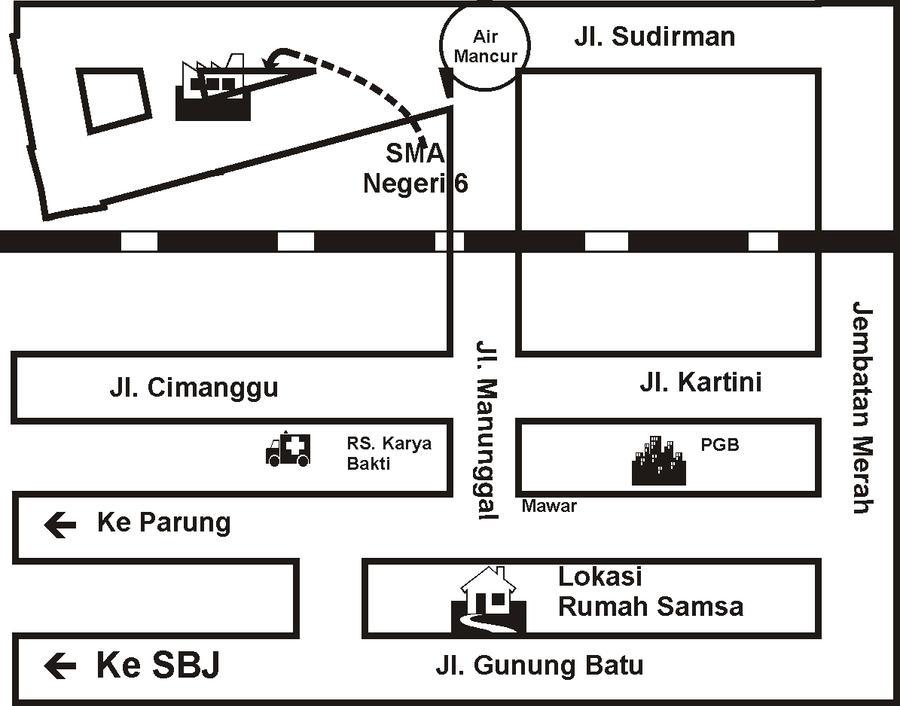 Map my home-my school by Lazuardmeki on DeviantArt