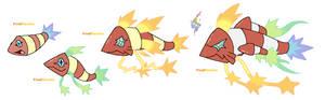 Shinamite, Exploshine and Exploshow