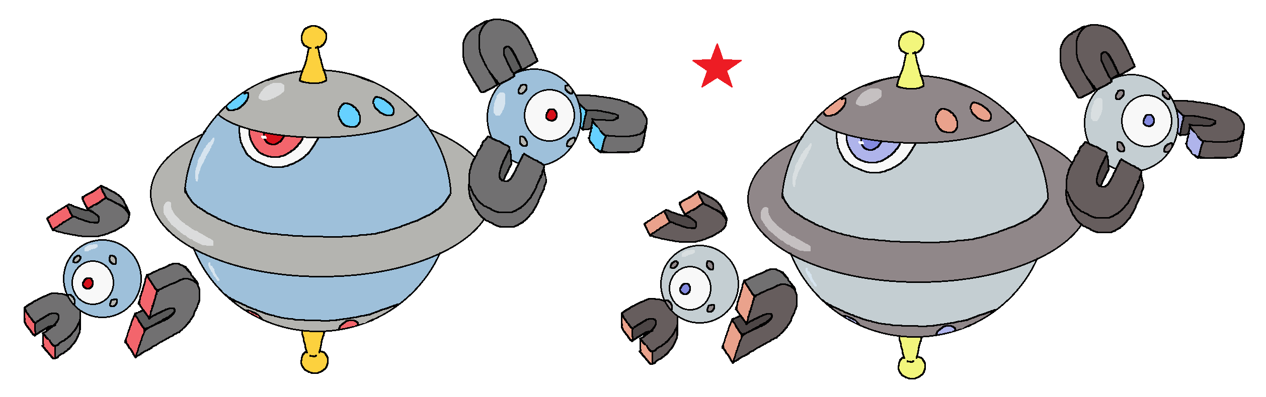 Magnezone Images