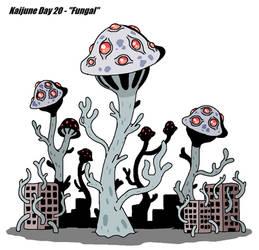 Kaijune Day 20-Fungal