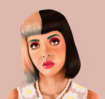 Melanie Martinez by bitchthepot