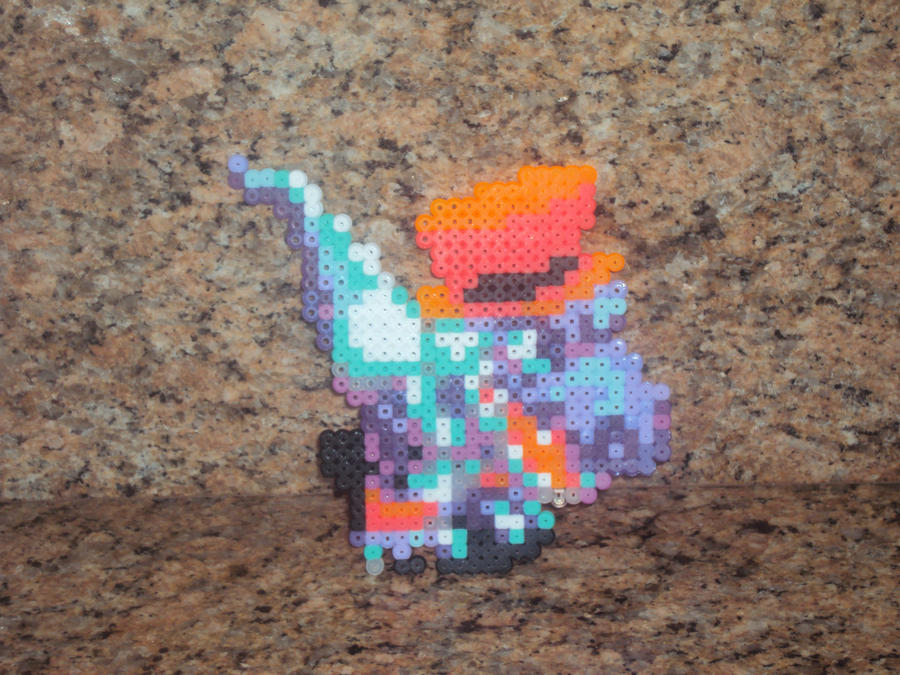 Croco Bead Sprite by WickedAwesomeMario81