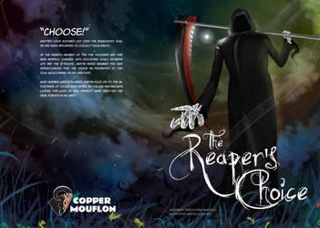 The Reaper's Choice COVER by Copper-Mouflon