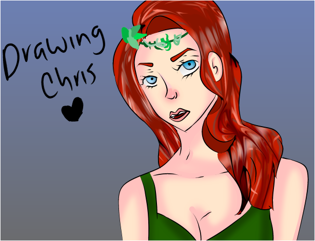 Ivy Pepper by DrawingChris9