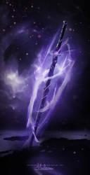 Negavisio Shardowin Blade by Maelstromss