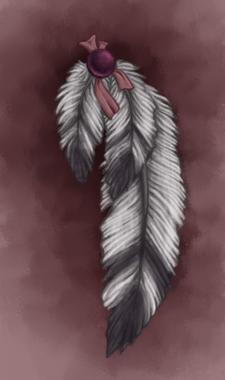 Indian Feather Tattoo Design Picture 1