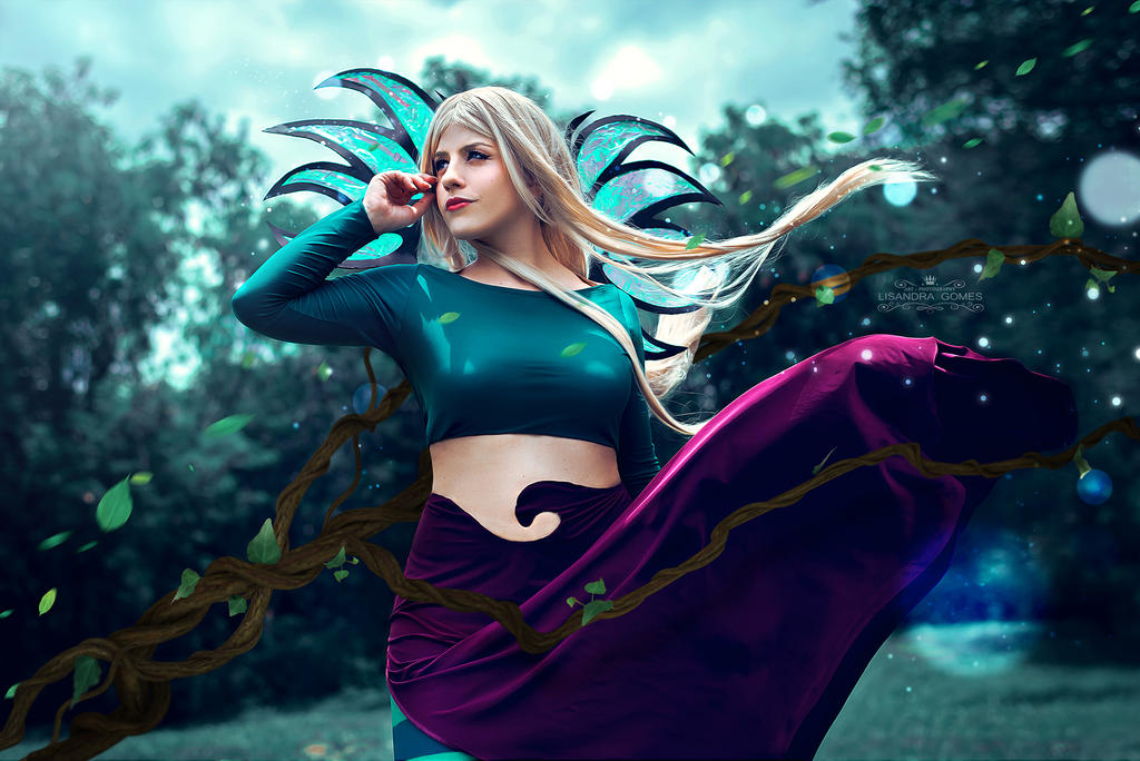 Cornelia  WITCH by chibi-ibi