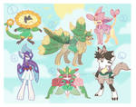 (CLOSED ) Pokemon Fusion Adopts 4