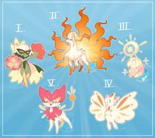 (CLOSED) Pokemon Fusion Adopts 13