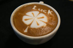 Luck Coffee by 2antoinette2