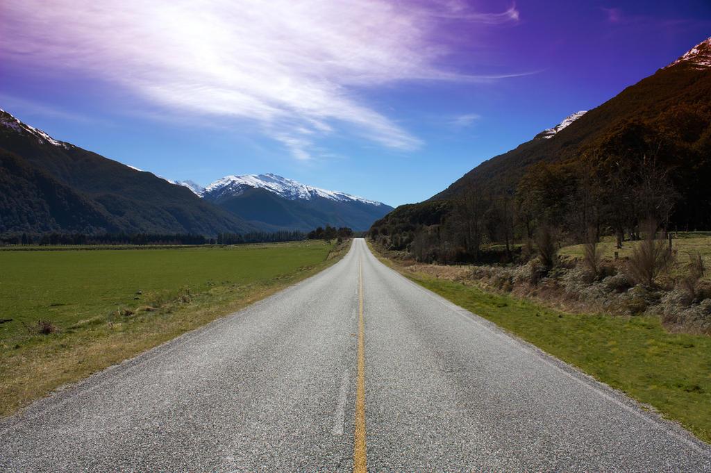 endless road - photo #18