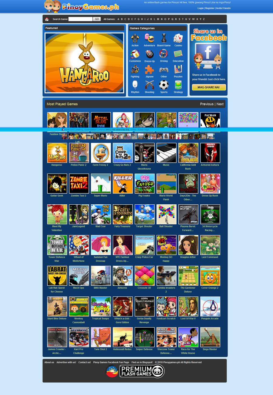 Pinoy Games Free Online Game By Garlicboi On Deviantart