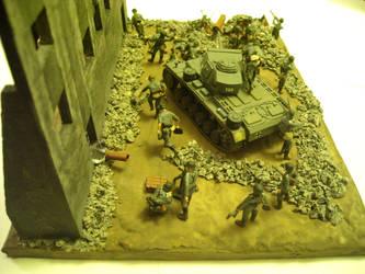 Rat War - 3 by LacheV