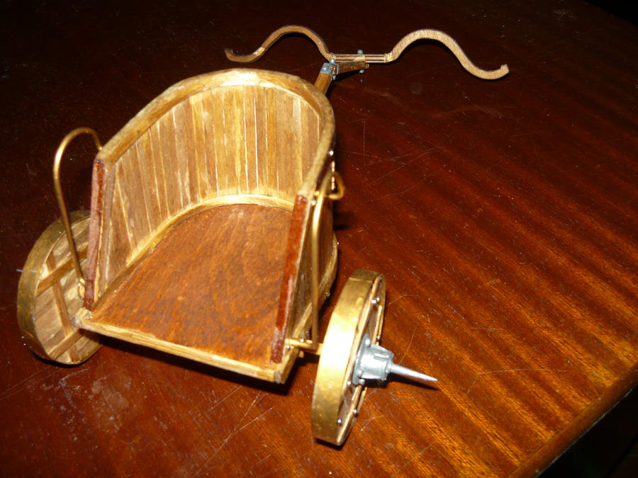 how to make cinderella chariot