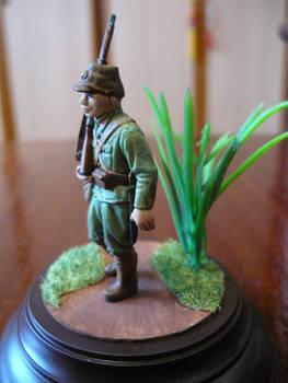 WW2 Japanese Soldier