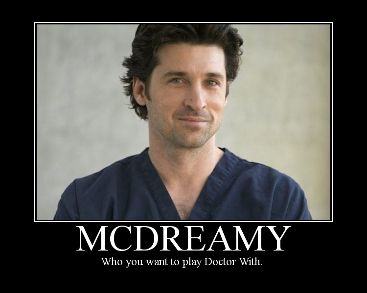 Mcdreamy By Sprytemage On Deviantart