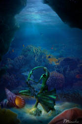 Under The Sea by TiNcHe-NiNcHe
