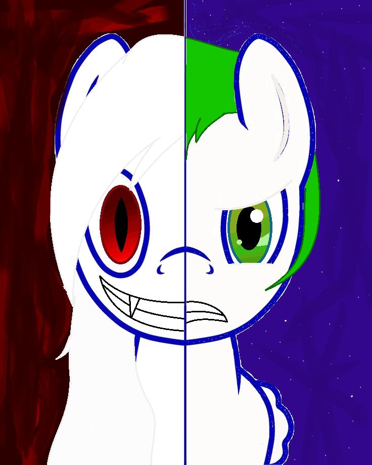 Pony Halves by DaringTiger