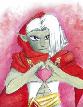 Ghirahim: Heart