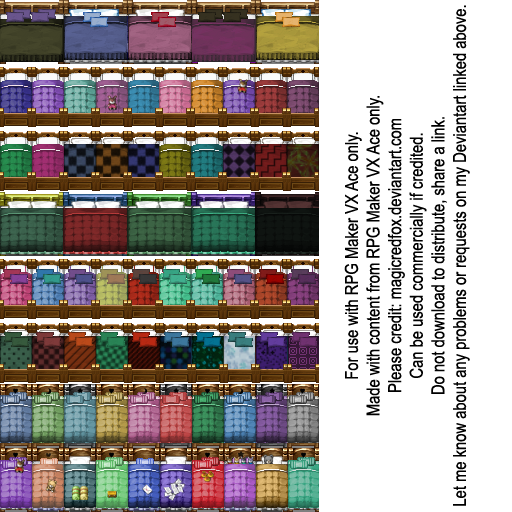 Rpg maker vx ace bed set free by magicredfox on deviantart rpg maker vx ace bed set free by magicredfox sciox Choice Image