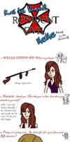 Resident Evil Meme by LadyBrokenButterfly