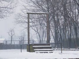 Auschwitz I - December 2009 by LadyBrokenButterfly