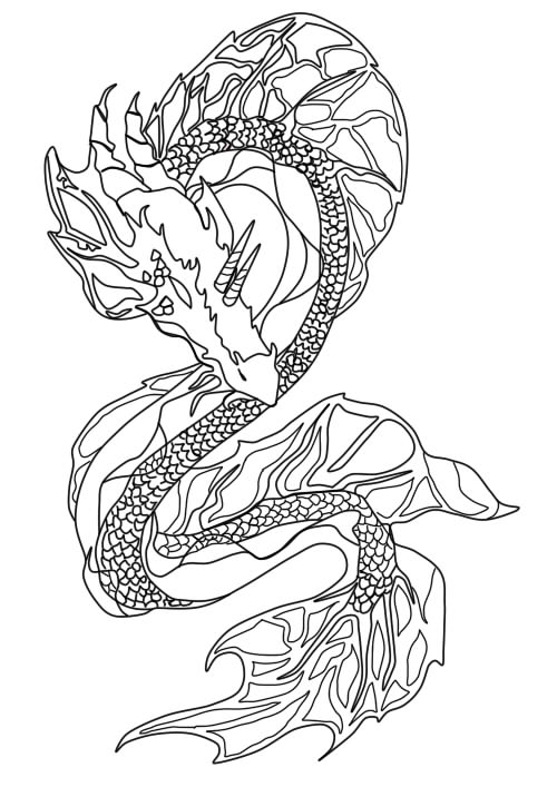 [Galería] ~~//_Dibujitos_*w*\\~~ Dragon_proyect_001_by_dj_xigu-d4uywoo