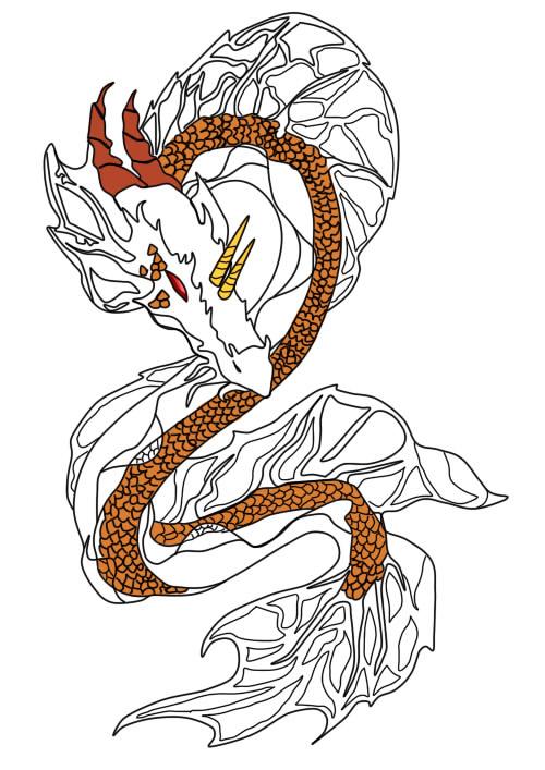 [Galería] ~~//_Dibujitos_*w*\\~~ Dragon_proyect_002_by_dj_xigu-d4uz3je