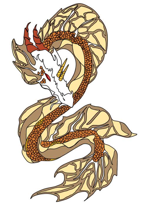 [Galería] ~~//_Dibujitos_*w*\\~~ Dragon_proyect_003_by_dj_xigu-d4v00i1