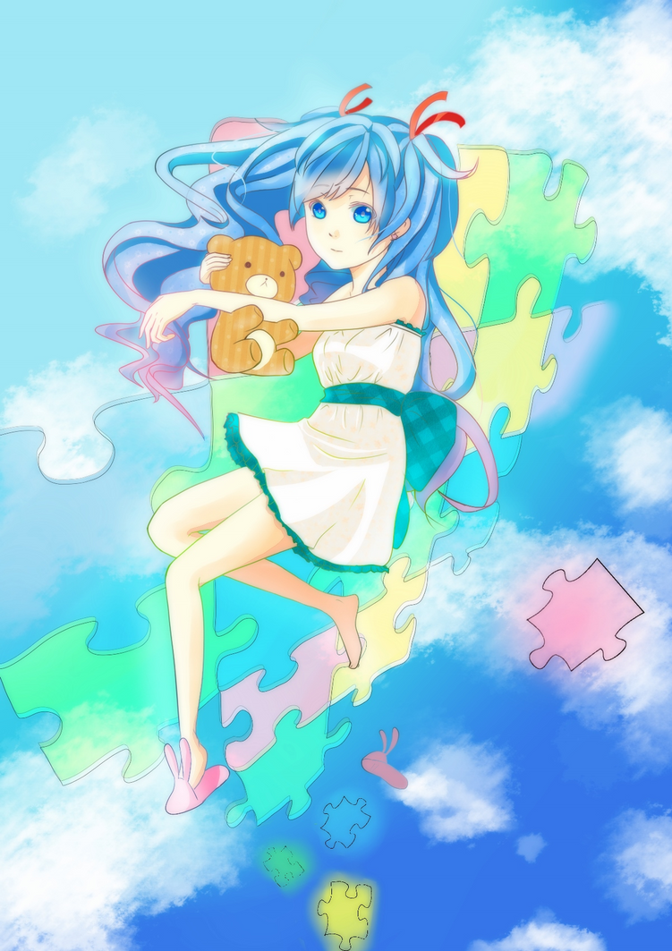 Miku by Orien-san