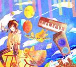 Happy Birthday Rib-san