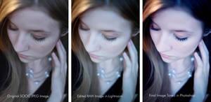Midnight Sun Editing Process
