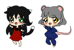 Cat and Mouse Adopts (Closed)