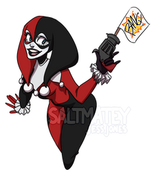 rev up your harley by saltmatey