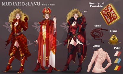 commission Muriah DeLavu (reference sheet) by saltmatey