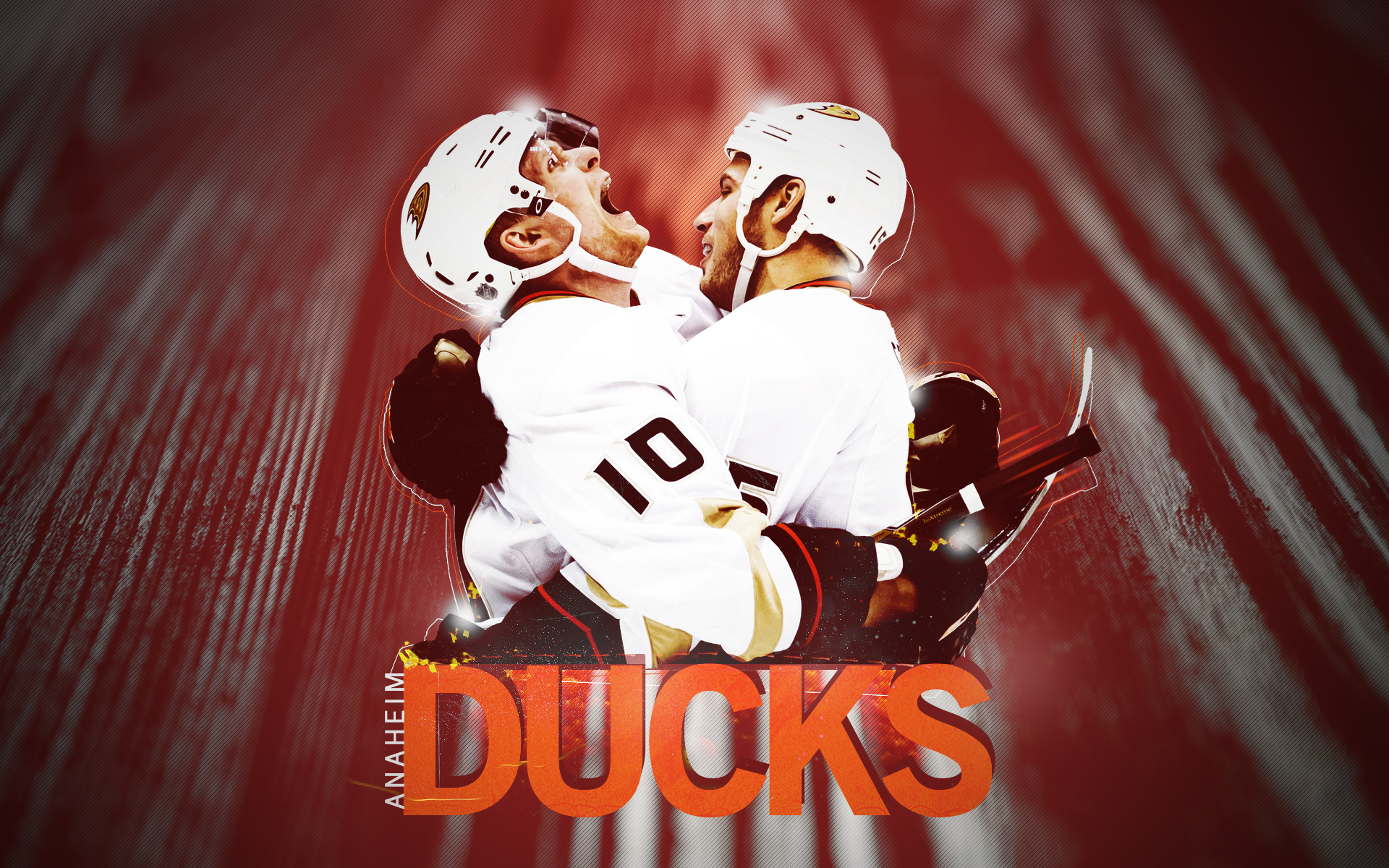 Anaheim Ducks NHL By Motzaburger On DeviantArt