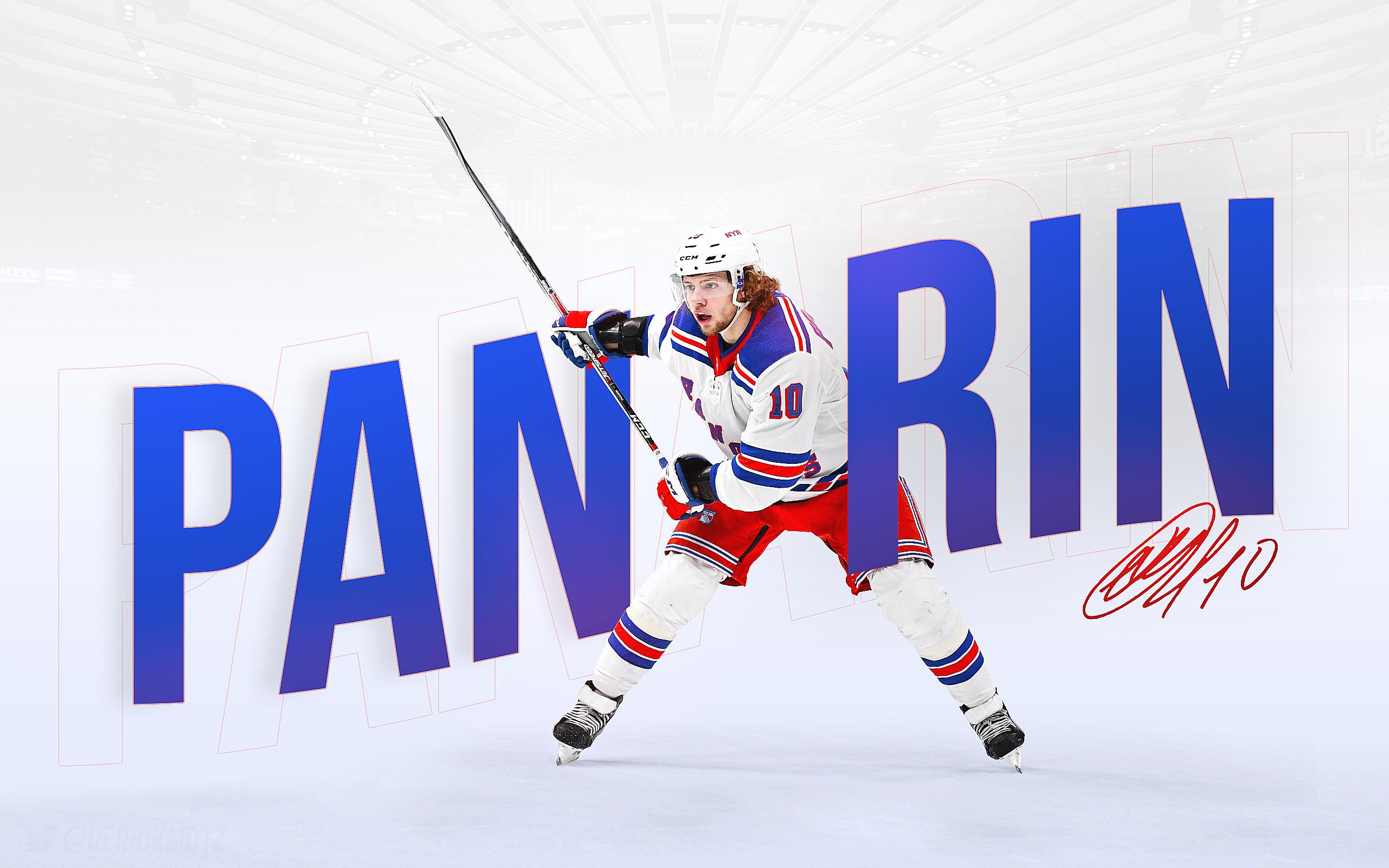 Artemi Panarin Ny Rangers Desktop Wallpaper By Motzaburger On Deviantart