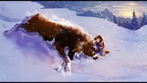 PotA - Fallen by Snow--Chan