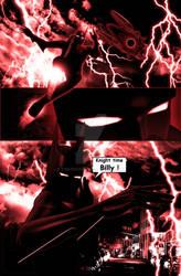Batman beyond page 3 by cirus5555