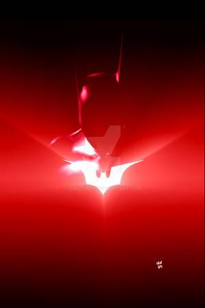 Batman beyond test cover