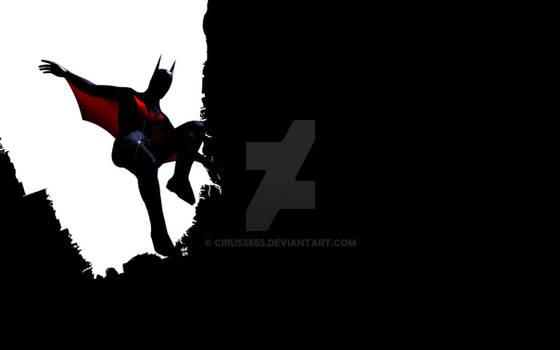 Batman beyond test cover3
